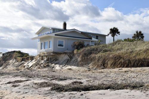 beach erosion hurricane matthew damage