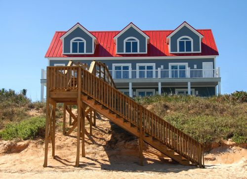 Beach Front Property