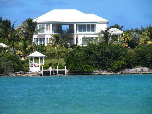 beach house ocean vacation