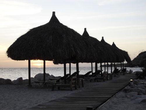 beach huts travel destinations