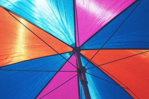 beach umbrella beach sun