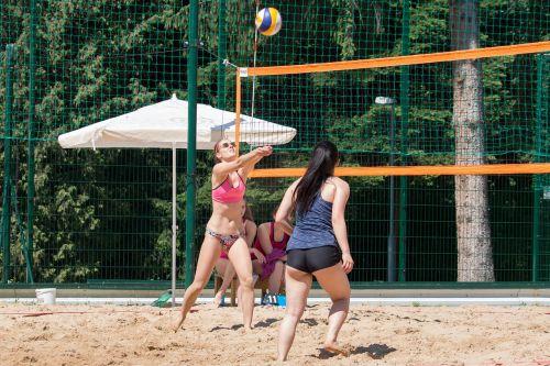 beach volleyball volleyball