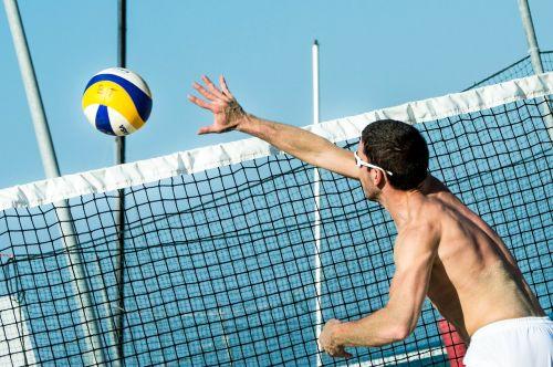 beach volleyball ball volleyball