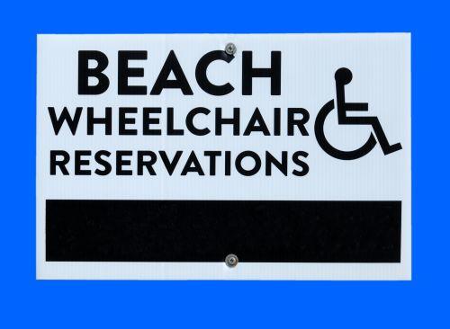 Beach Wheelchair Rental