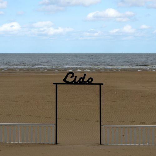beaches lido the north sea