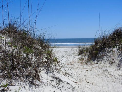 beaches north carolina ocean