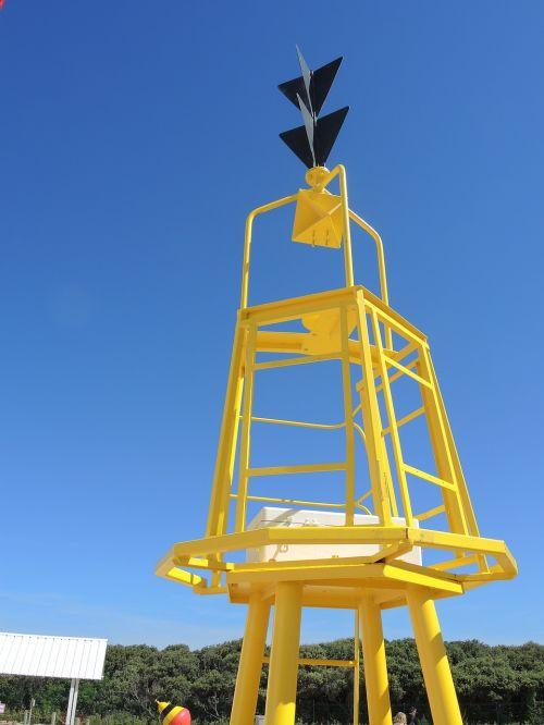beacon maritime buoy