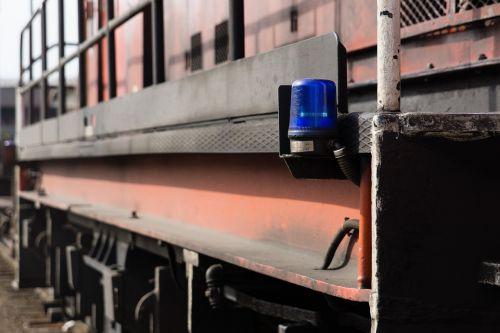 beacon locomotive orange