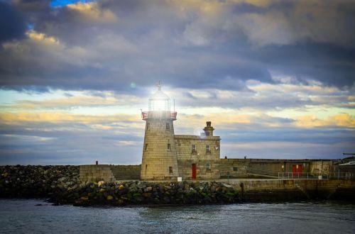 beacon lighthouse coast