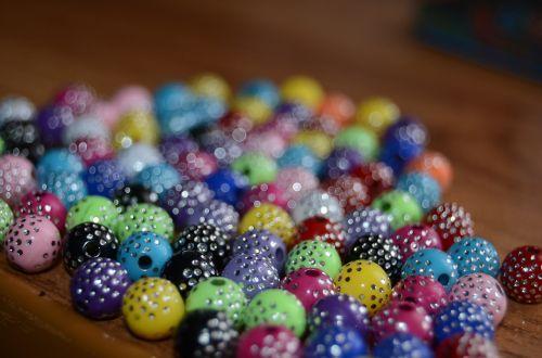 beads bijouterie circle