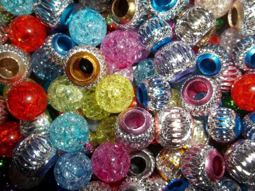 beads craft color