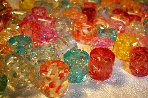 beads multicolored beads multicolored