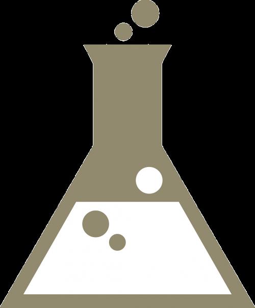 beaker bubbles chemistry
