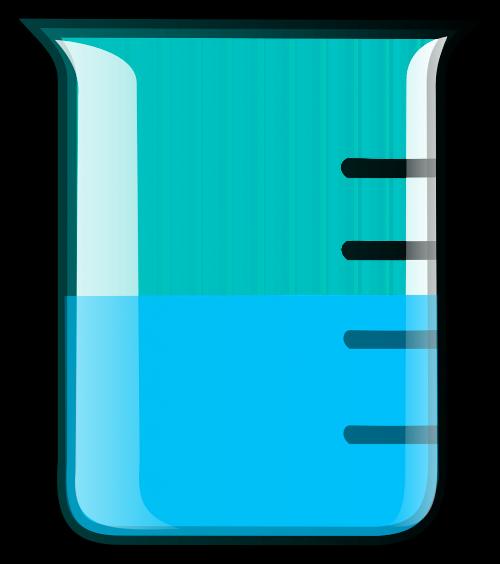 beaker chemistry liquid