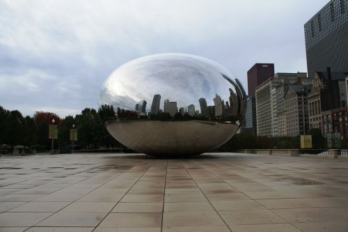 bean daylight windy city chicago