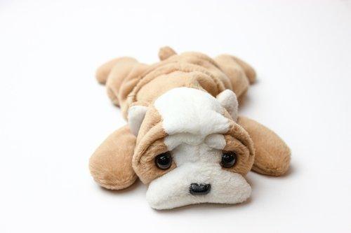 beanie baby  plush  toy