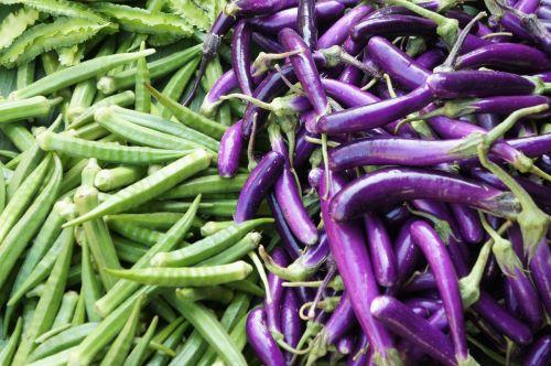 beans market vegetables