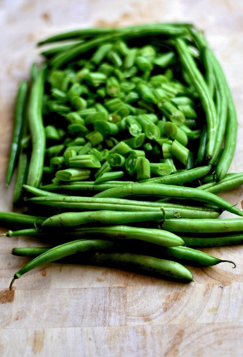 beans  green beans  vegetables