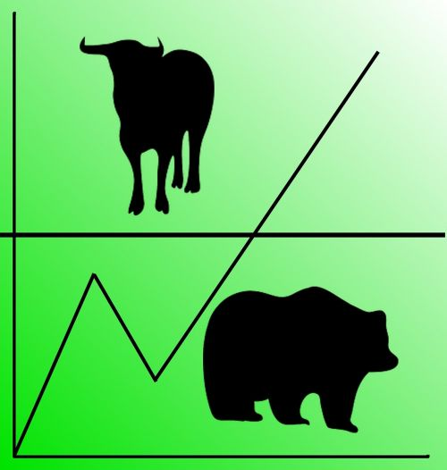 bear bull stock exchange