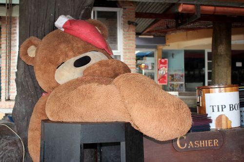 bear plush furry teddy bear