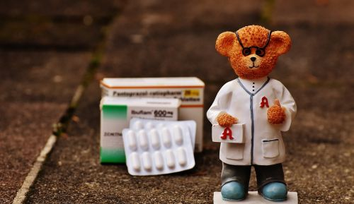 bear profession pharmacist