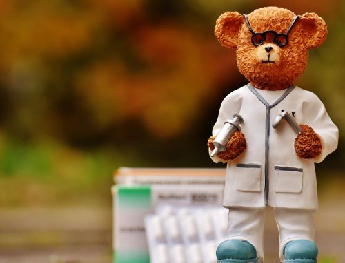 bear profession doctor