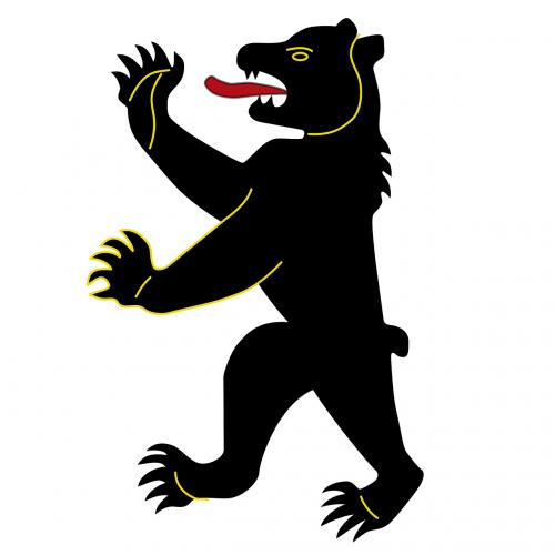 bear heraldry heraldic