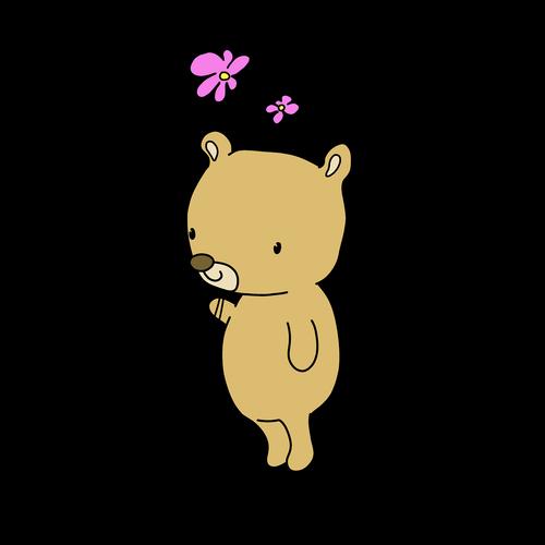 bear  cute bear  teddy