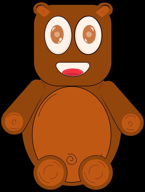 bear  teddy bear  child bear