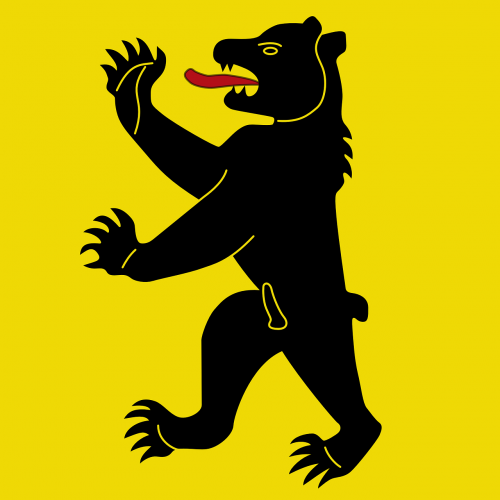 bear coat arms