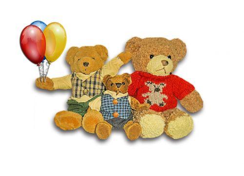 bear teddy bear brown bear