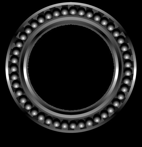 guolis,rutulinis guolis,metalas,apvalus,inžinerija,ratas,industrija,nemokama vektorinė grafika