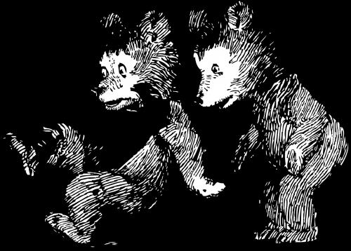 bears cubs teddy bears
