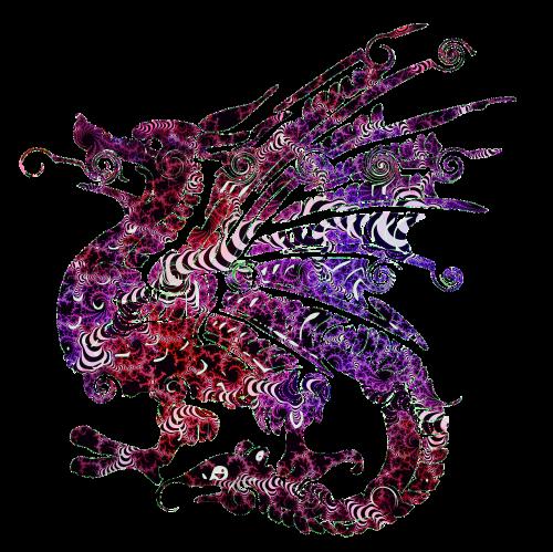 beast dragon monster