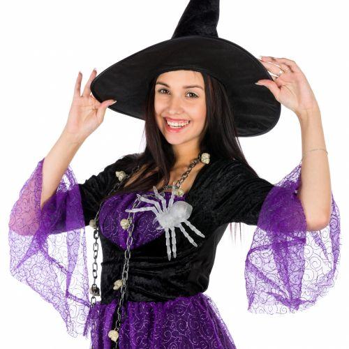 Beautiful Halloween Witch