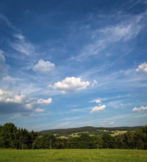 Anglija, kraštovaizdis, gamta, sezonai, Jorkšyras, dangus, grazus krastovaizdis
