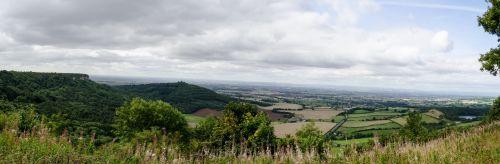 Anglija, kraštovaizdis, gamta, sezonai, Jorkšyras, grazus krastovaizdis, panorama
