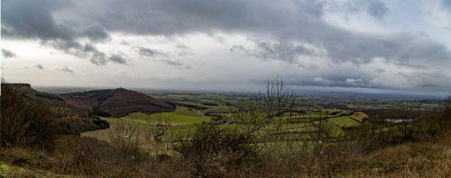 Beautiful Landscape, Panorama