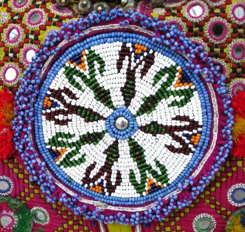 Beautiful Multi Color Pattern