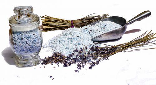 beauty bath salts lavender