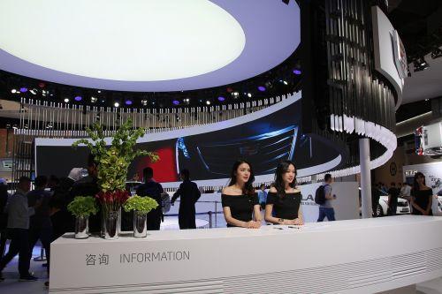 grožis,priėmimas,Šanchajaus automatinis pasirodymas 2017 m .,automobilis