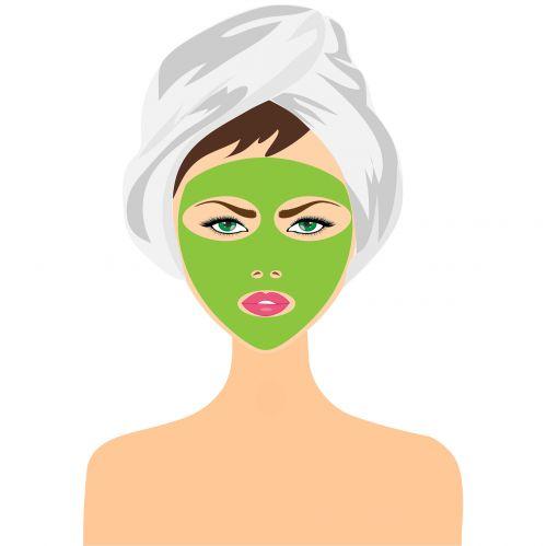 Beauty Treatment Girl