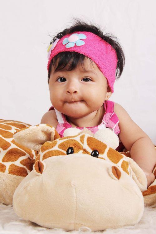 bebe giraffe pretty