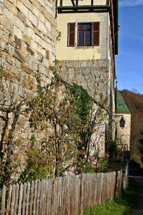 bebenhausen monastery tower