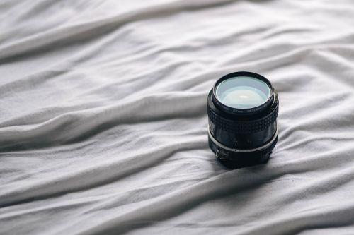 bed sheet camera