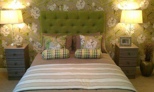 bedroom bed side lamp luxury