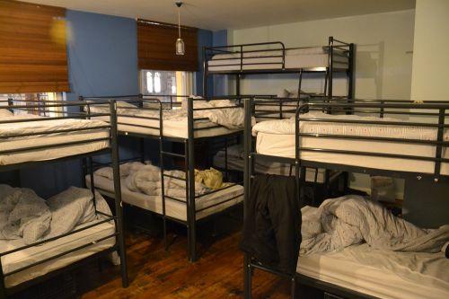 beds bunk beds sleeping