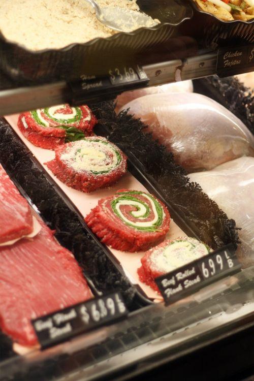 Beef Rolled Flank Steak