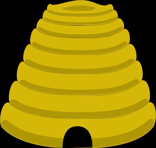 avilys,bitės,bityna,medus,korio rupiniai,avilys,vabzdys,bičių vaškas,geltona,bitininkas,bičių,medaus BITĖ,Bitė motinėlė,kūgio formos,išplistų,bičių darbuotojas,bitininkystė,nemokama vektorinė grafika