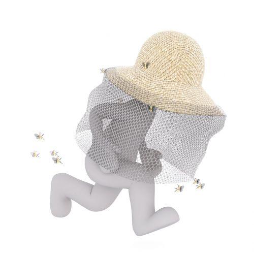 beekeeper bee farm